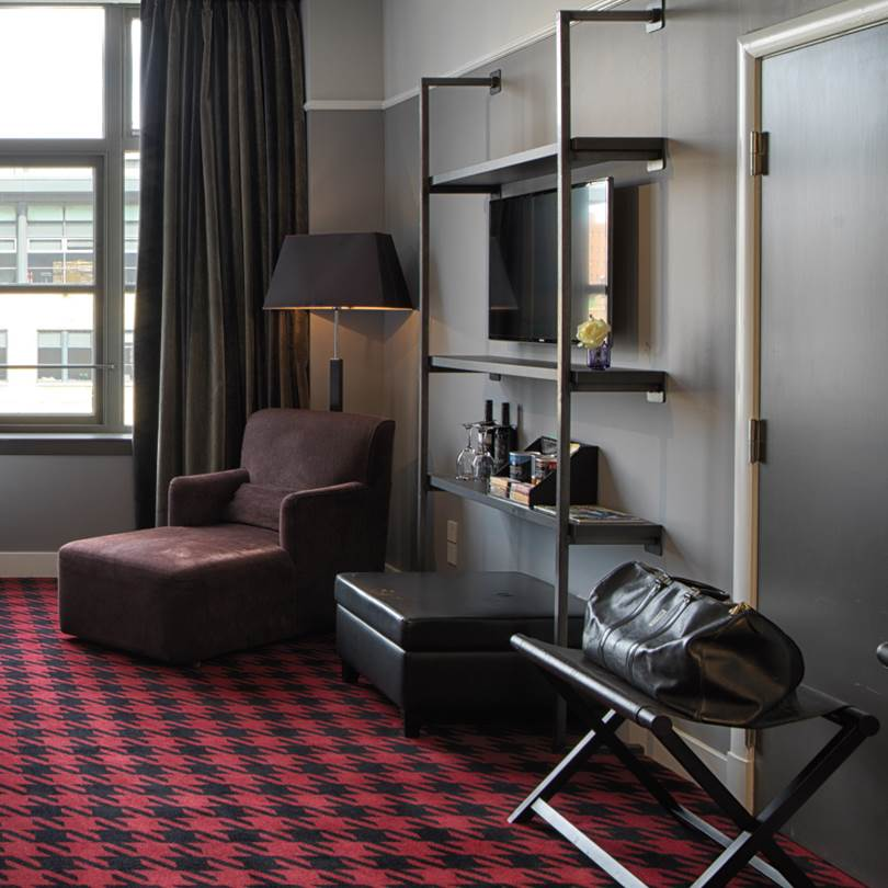 Superior Double Rooms At Malmaison Newcastle
