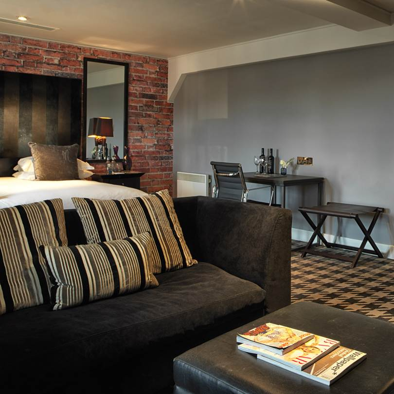Boutique Rooms And Suites At Malmaison Newcastle