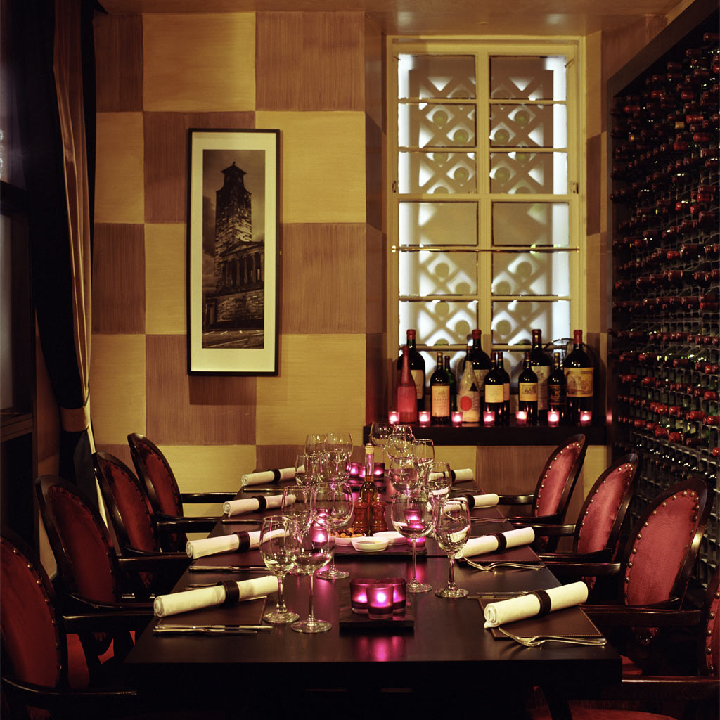Glasgow malmaison private dining