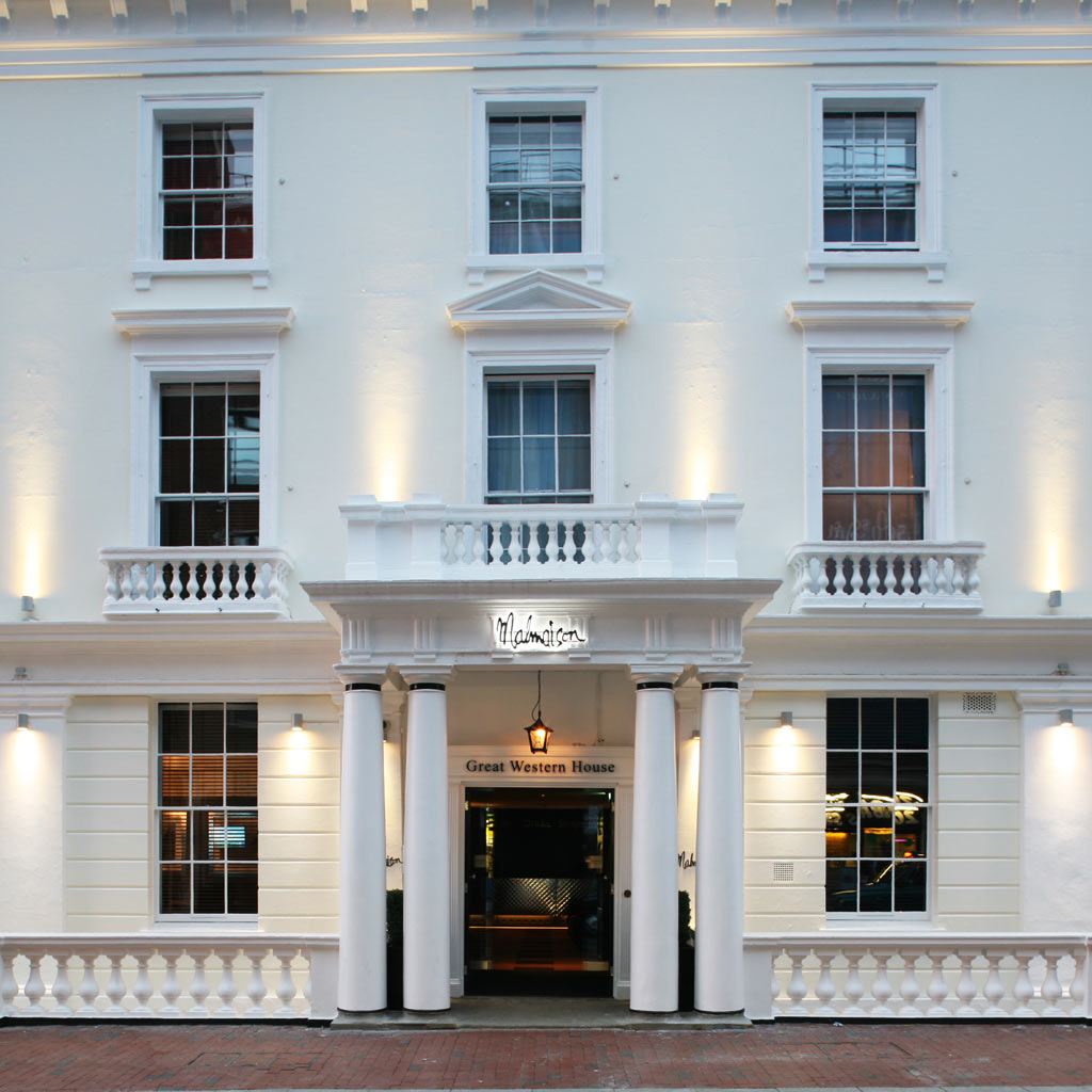 Most romantic hotel rooms in the world - Reading Hotels Boutique Hotels In Reading Malmaison