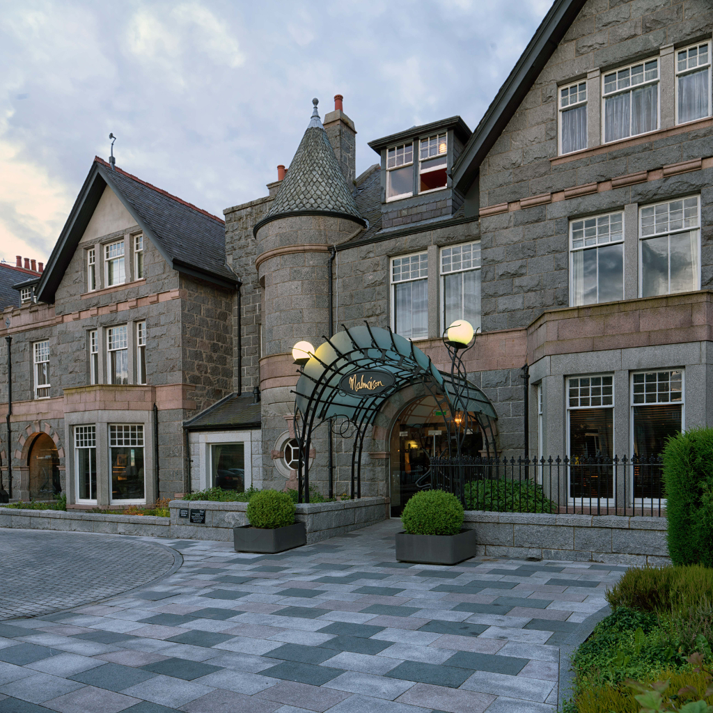 Luxury Hotels Aberdeen
