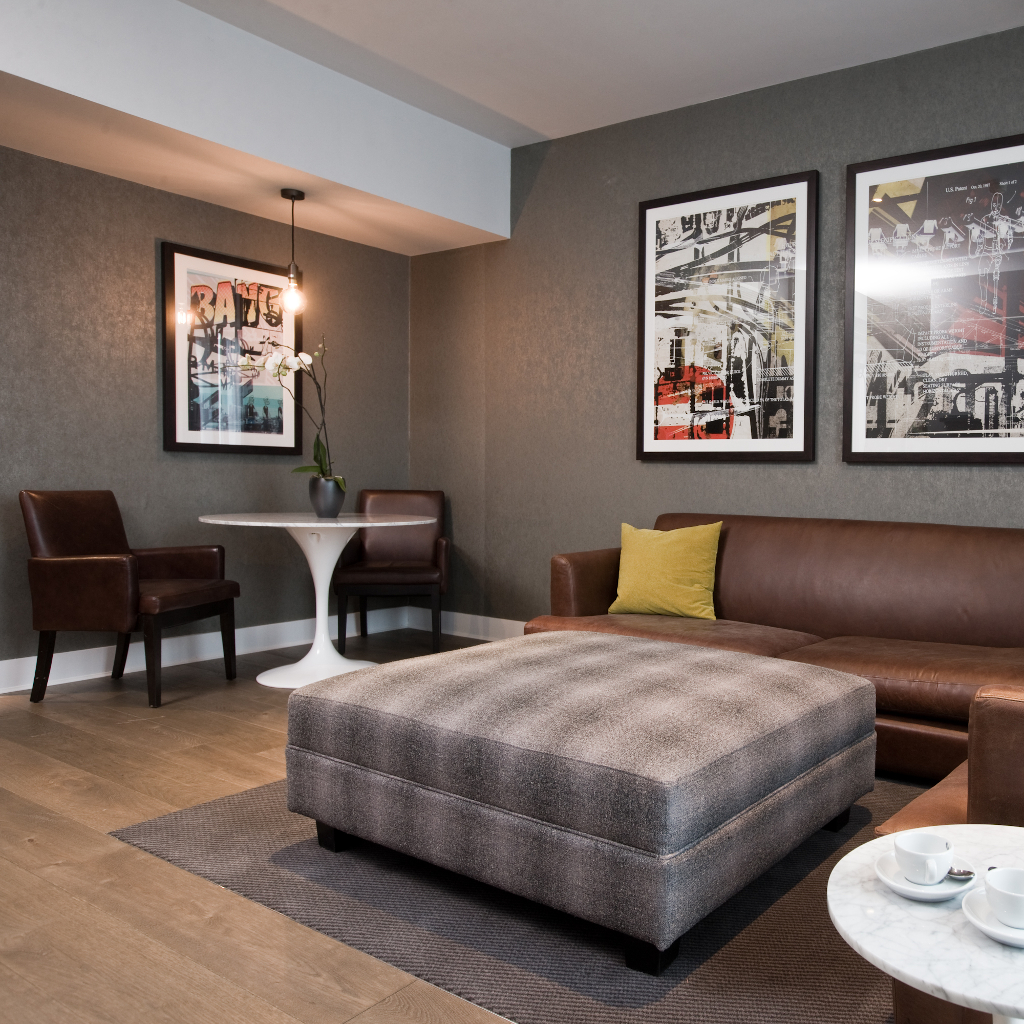 Mal Birmingham Open Plan Luxury Suite 2