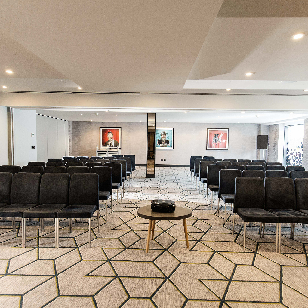 Malmaison Birmingham Meeting Rooms
