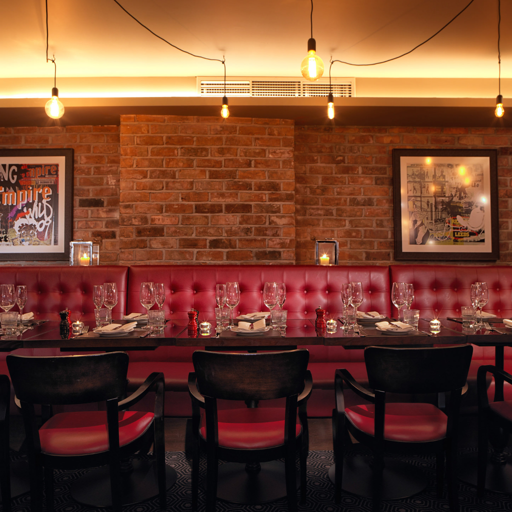 Private Dining Room Set: The Tramshed