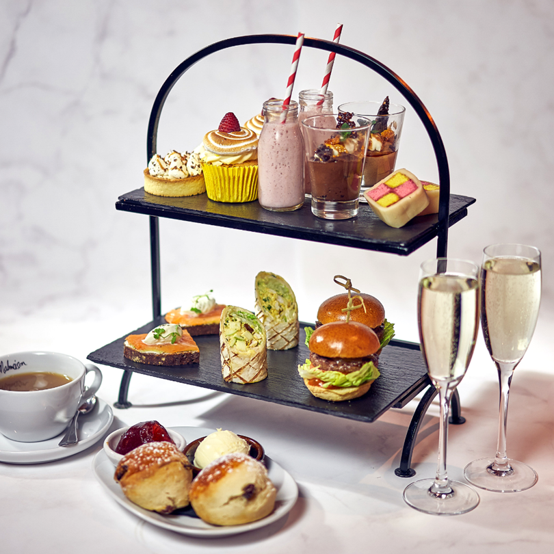 Afternoon Tea Menu - Malmaison