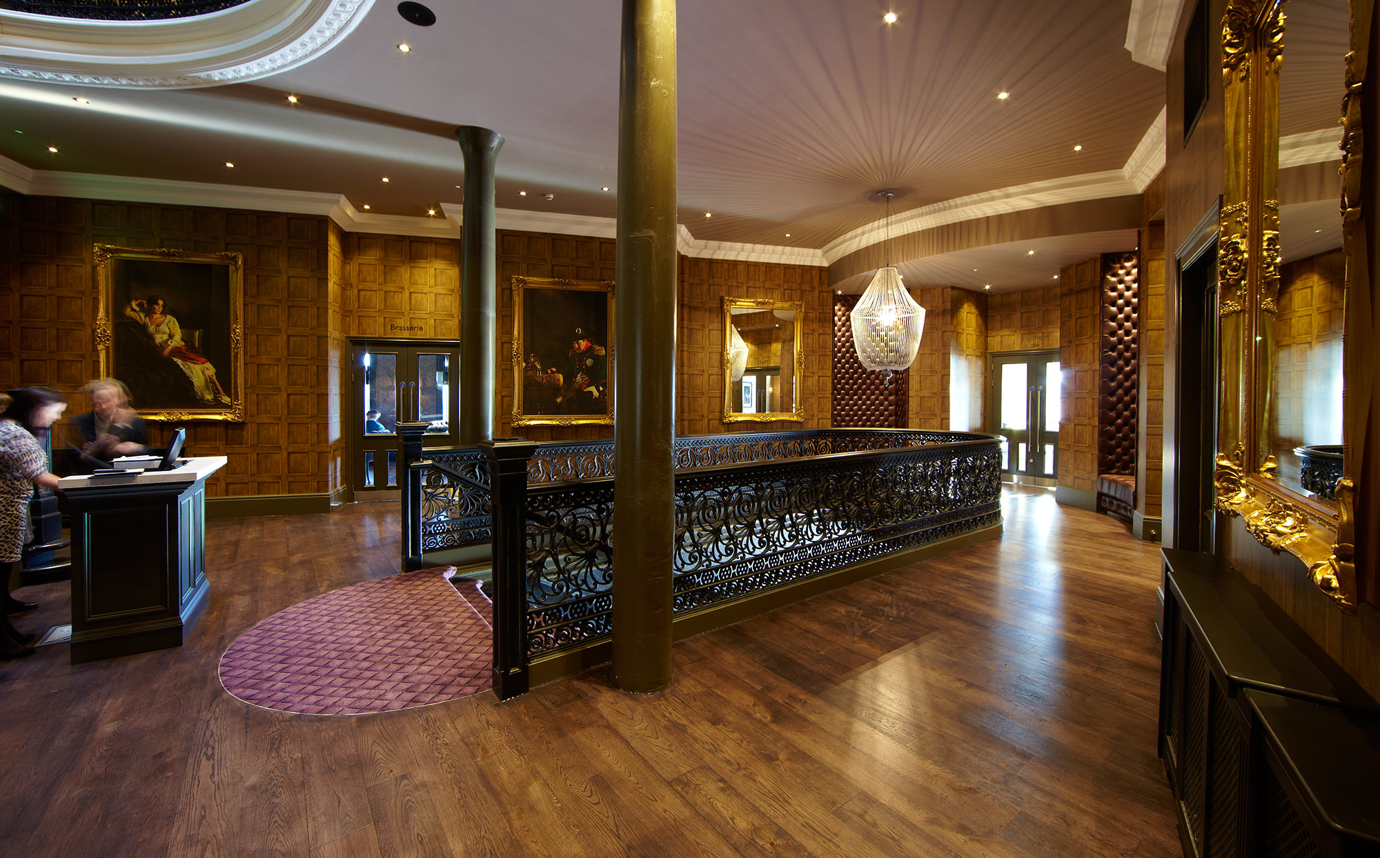 Hotels With 2 Bedrooms Rooms From 163 99 Book A Winter Stay At Malmaison Dundee