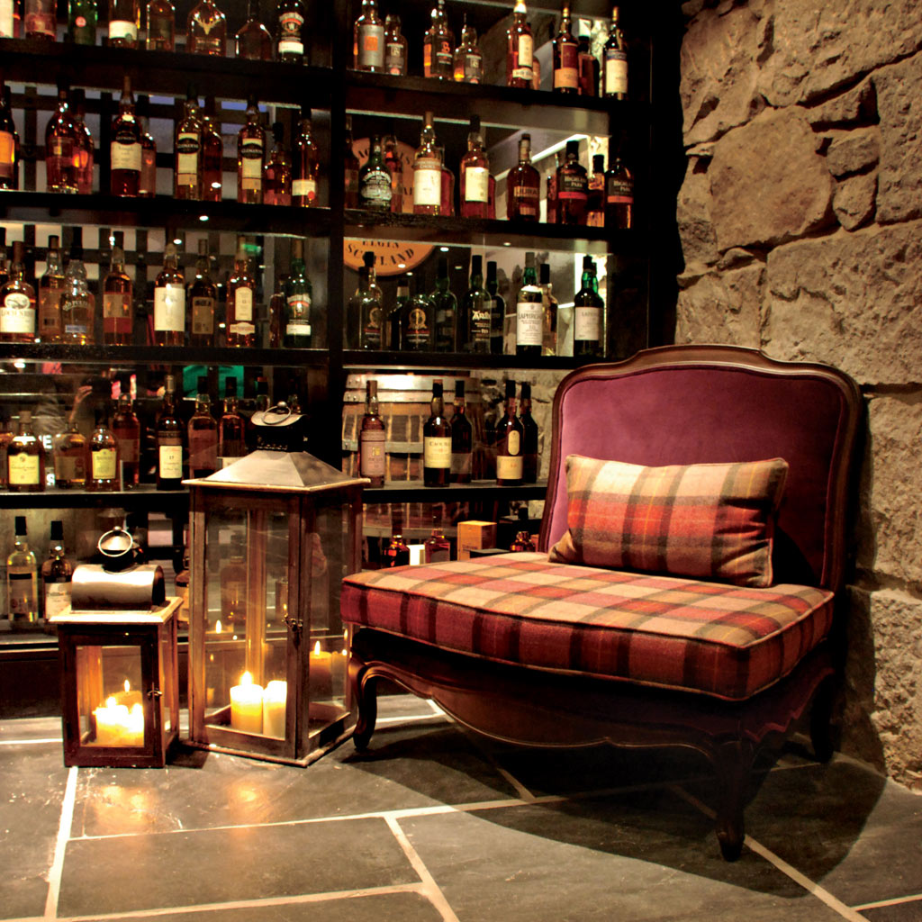 Cocktail Bars In Aberdeen Malbar At Malmaison Aberdeen