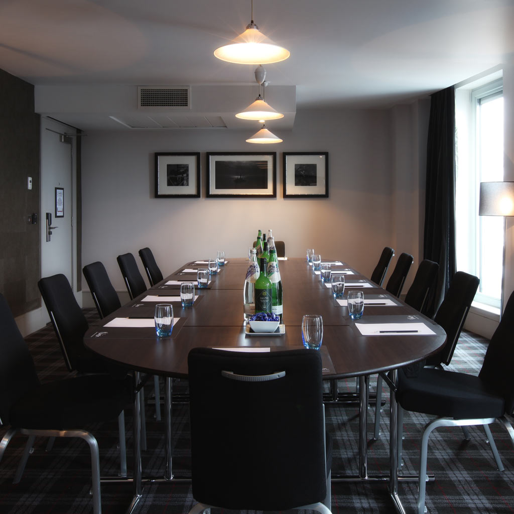 Aberdeen Malmaison meeting room