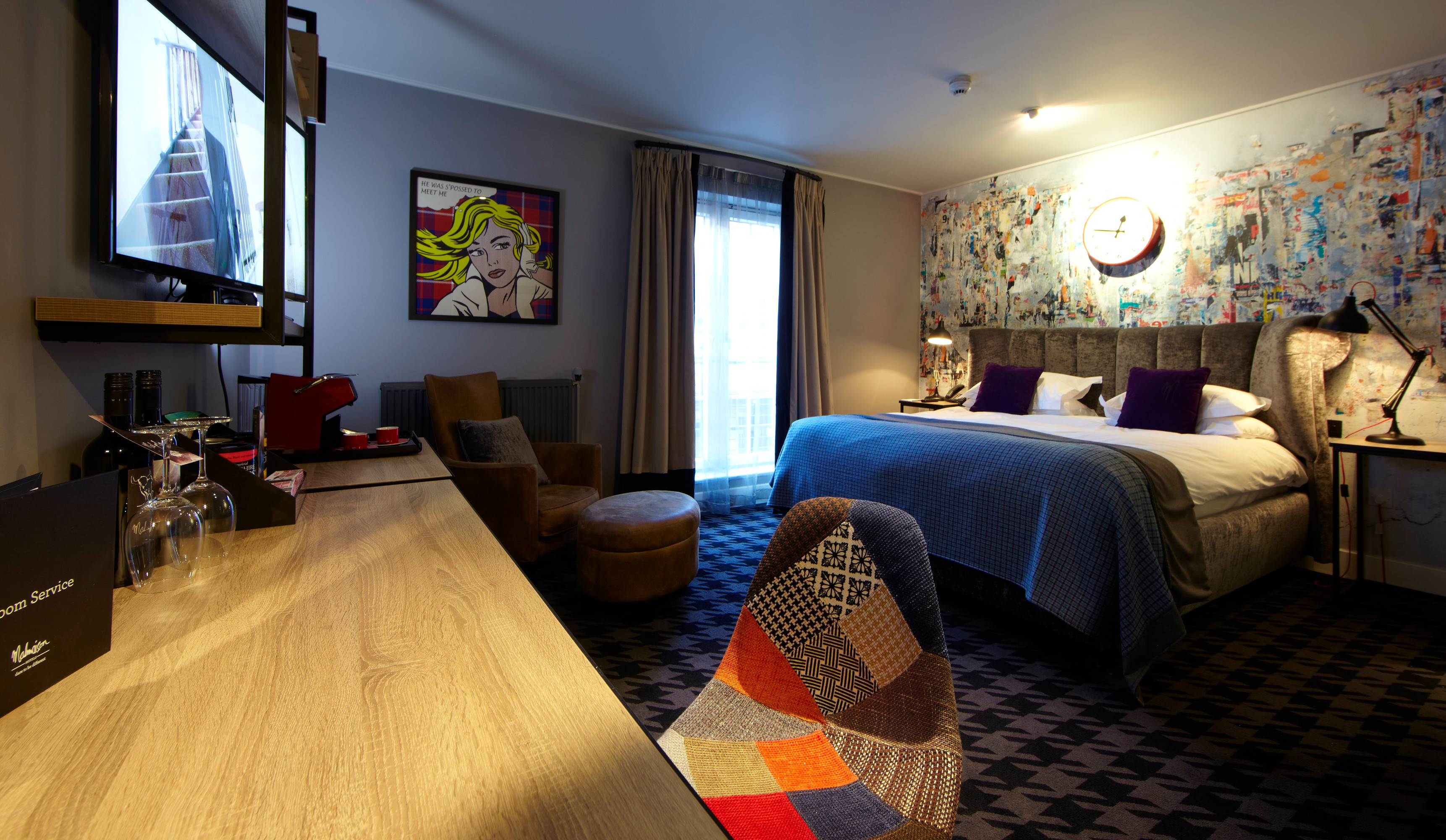 Boutique Hotels West End Glasgow