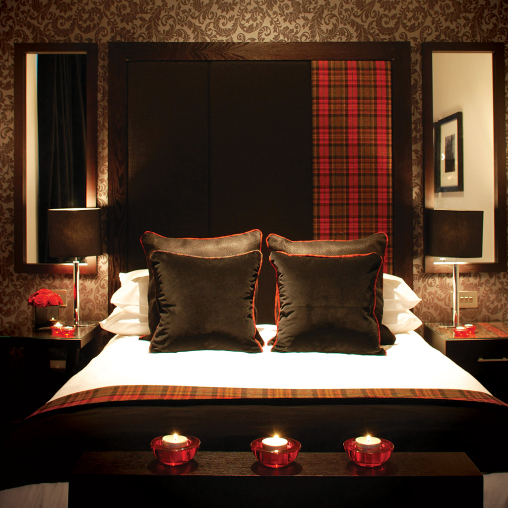 Aberdeen Malmaison junior suite