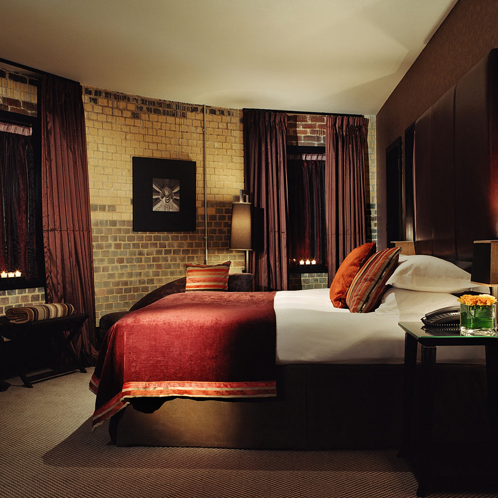 Boutique Hotel Rooms In Oxford