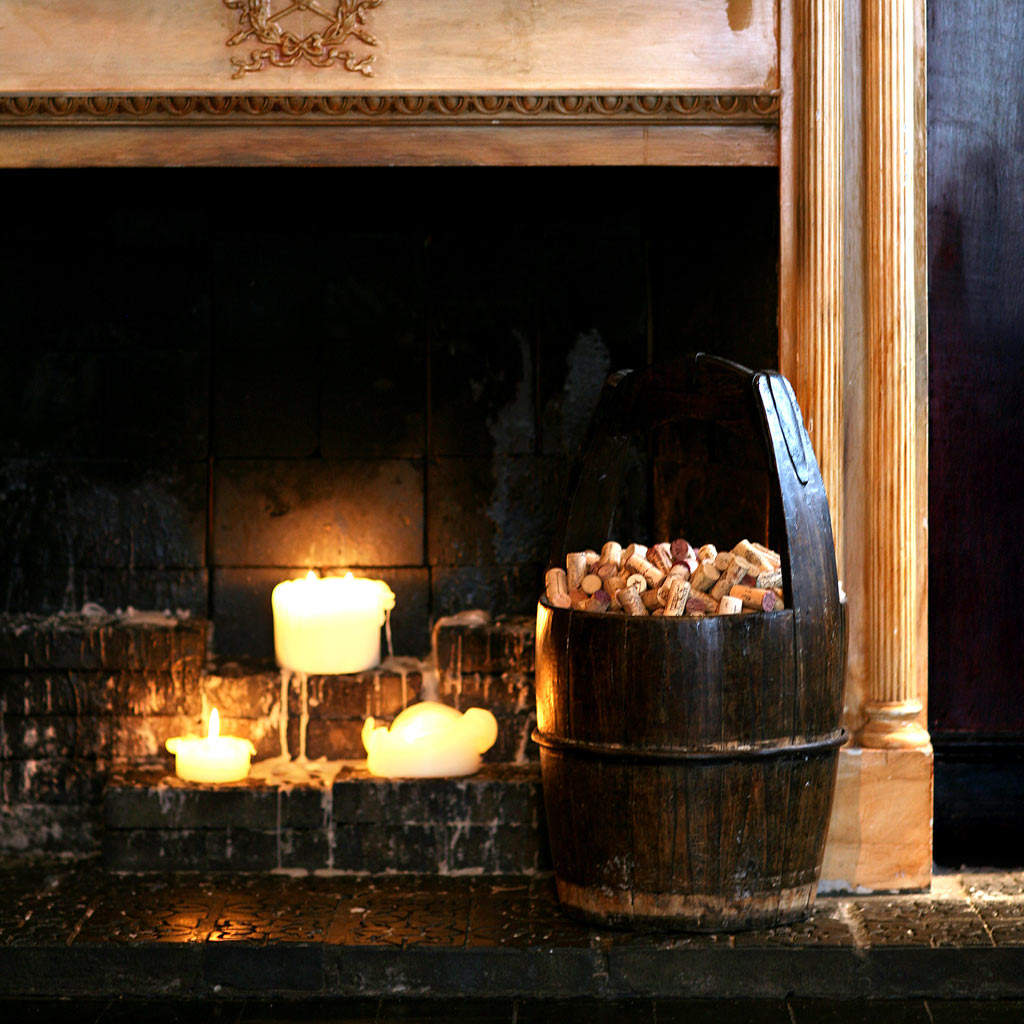 Edinburgh Malmaison MALBAR fireplace