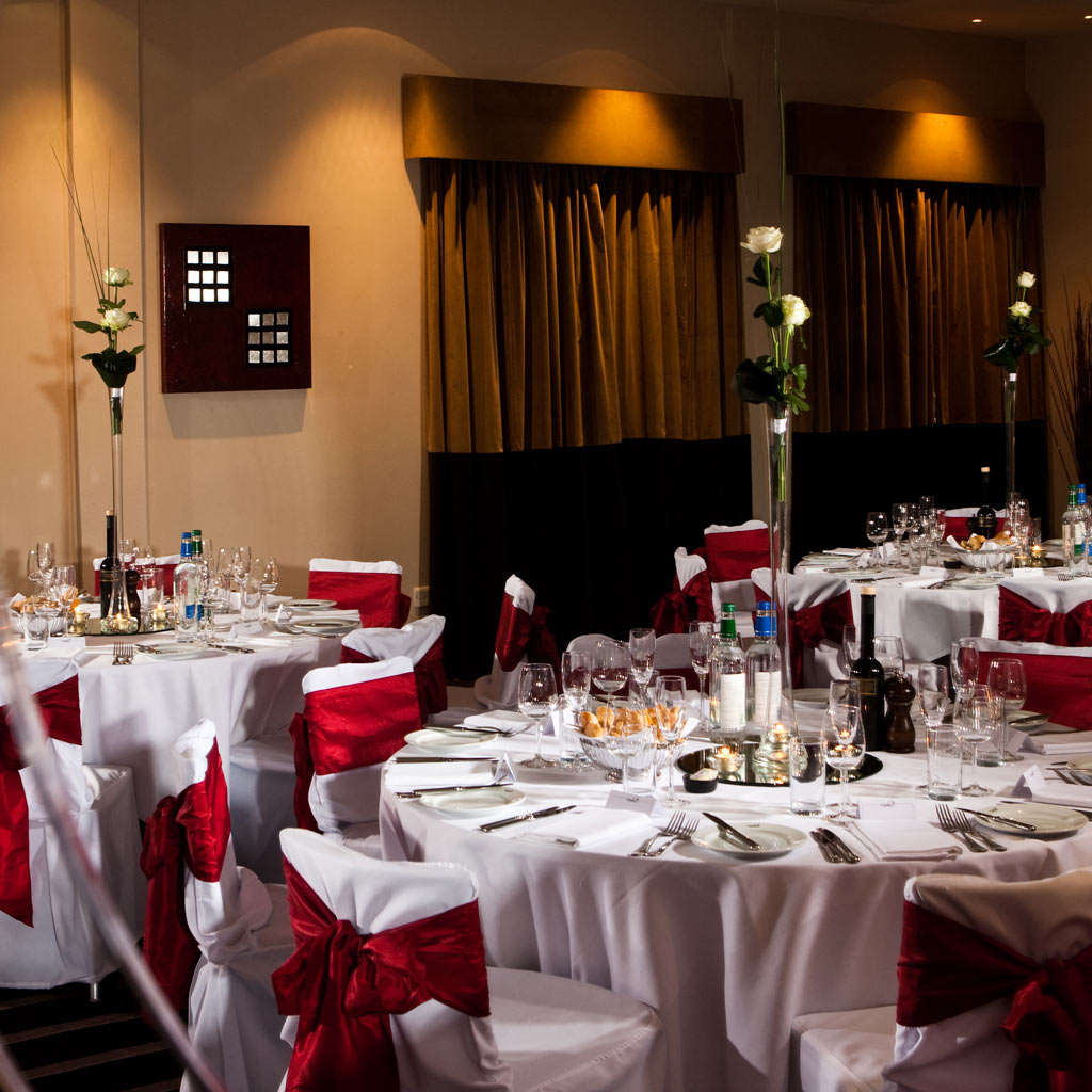 Edinburgh Malmaison wedding