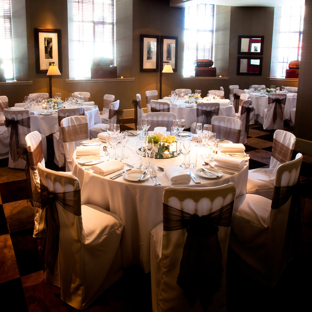 Leeds Malmaison wedding