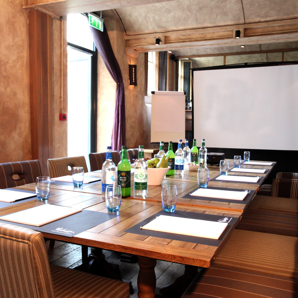 Oxford Malmaison meeting room