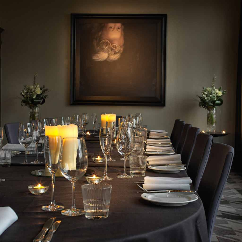 Mal Newcastle Private Dining